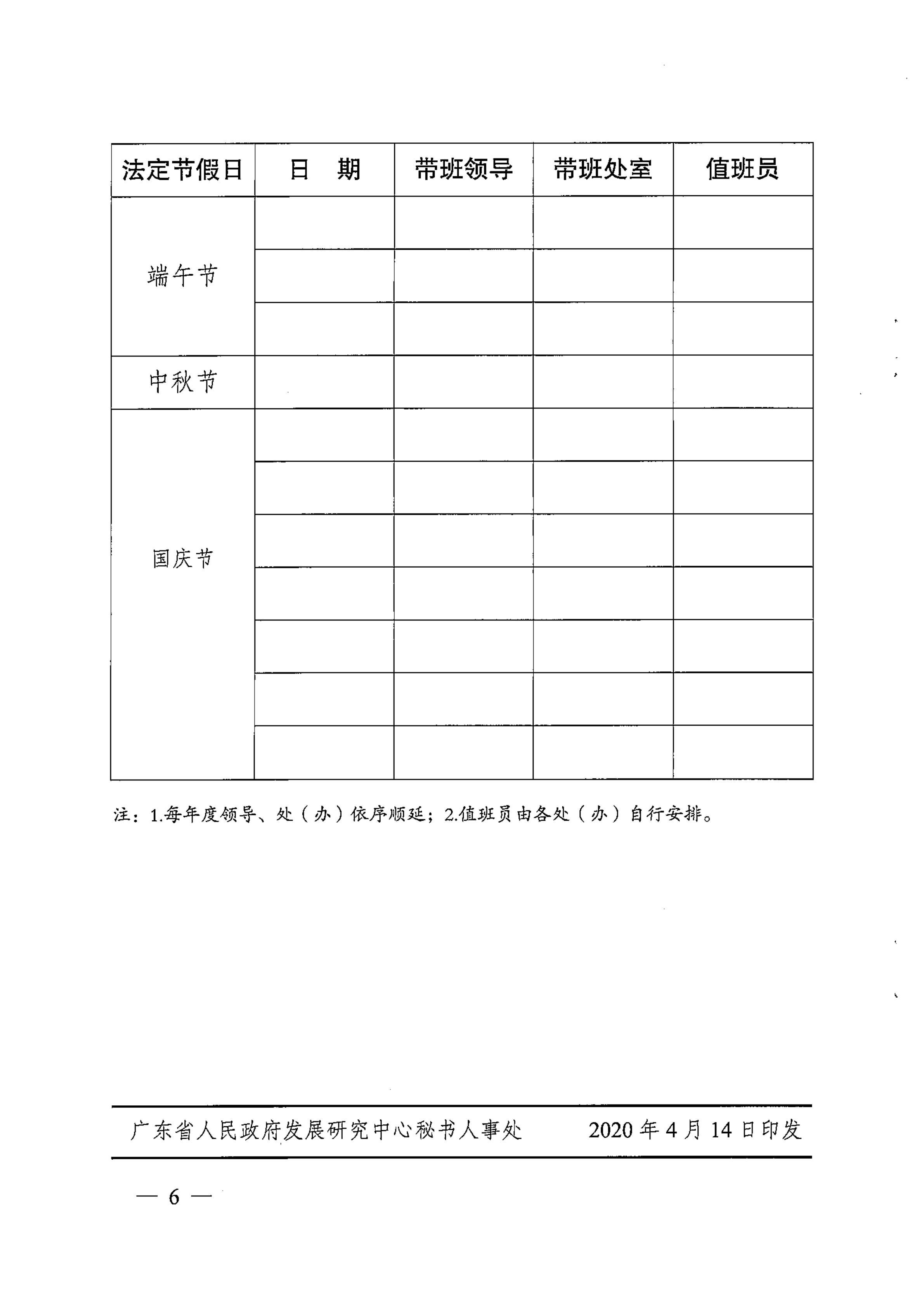 关于印发《广东省人民政府发展研究中心节假日值班规定》的通知_05.jpg